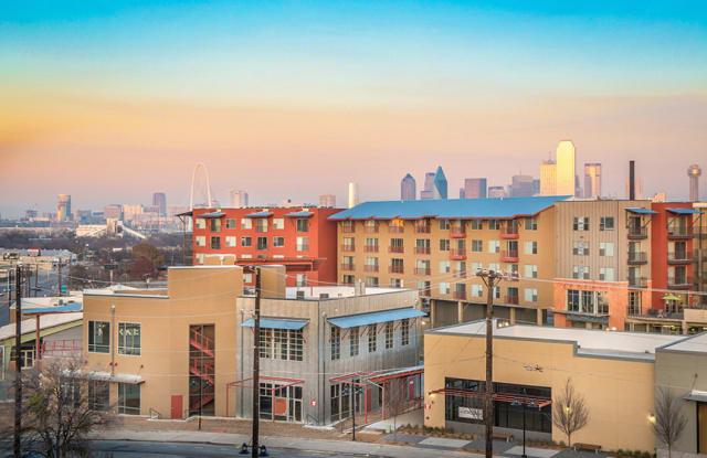 Sylvan Thirty Apartment Dallas