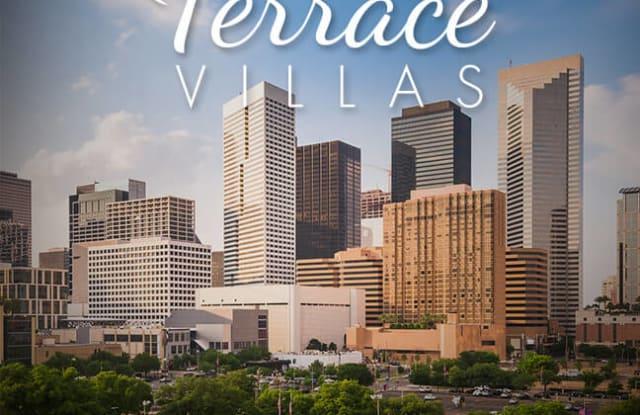 Terrace Villas Apartment Houston