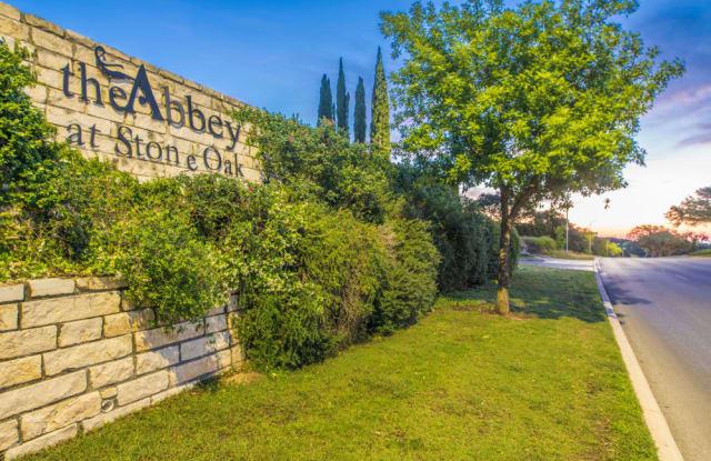 The Abbey at Stone Oak Apartment San Antonio