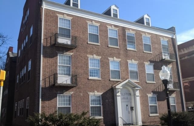 The Allston Apartment Baltimore