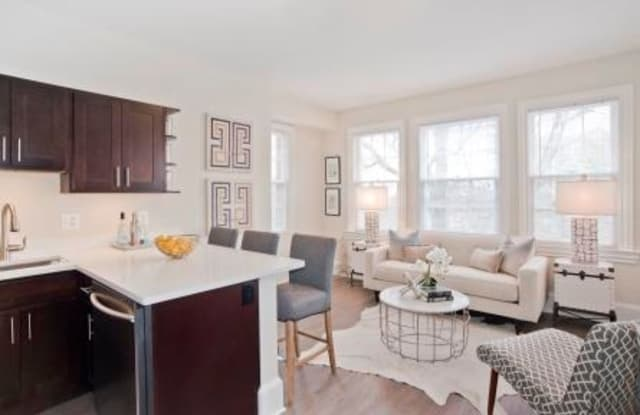 The Archer Apartment Washington