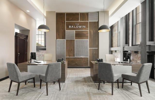The Baldwin at St. Paul Square Apartment San Antonio