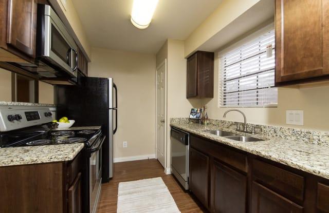 The Barrington at Park Place Apartment Austin