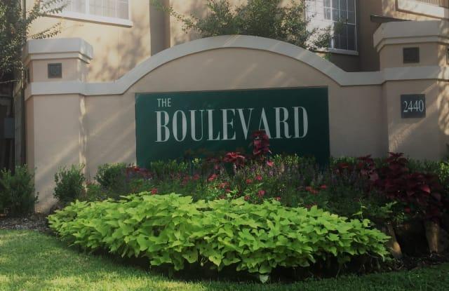 The Boulevard Apartments Apartment Houston
