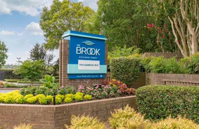 The Brook Apartment Homes Apartment Charlotte
