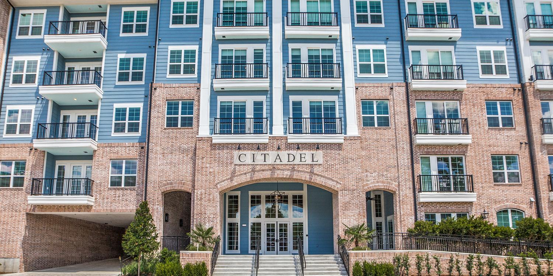 The Citadel Apartment Houston