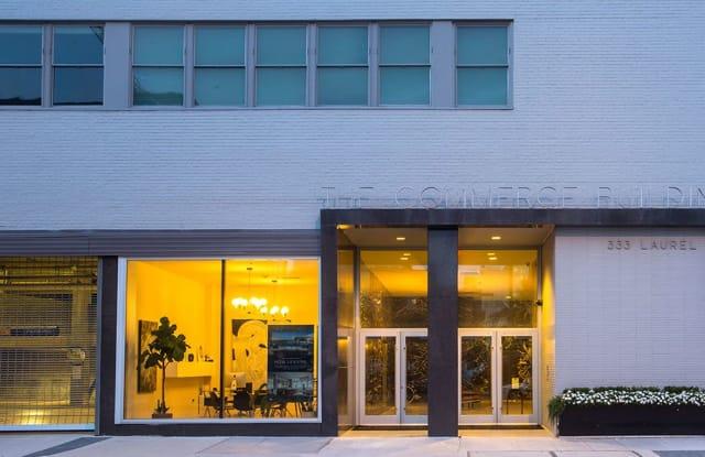 The Commerce Building Apartment Baton Rouge