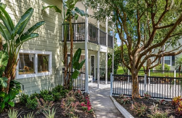 The Commons Apartment Tampa