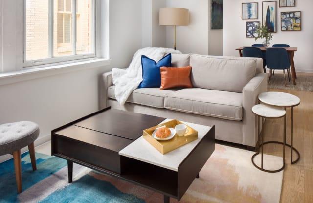 The Commonwealth Apartment Philadelphia