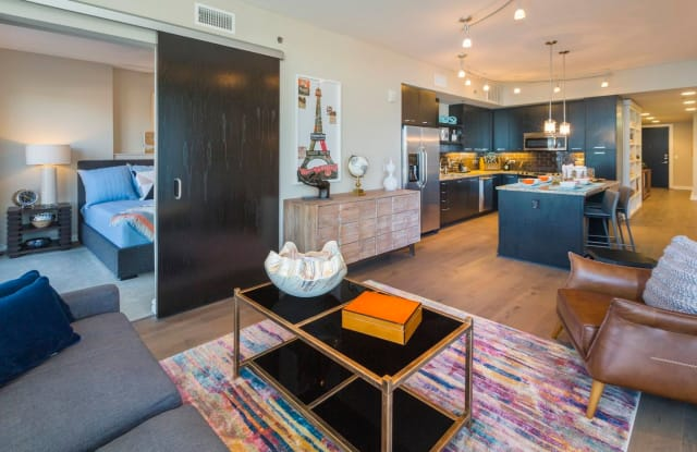 The Confluence Apartment Denver