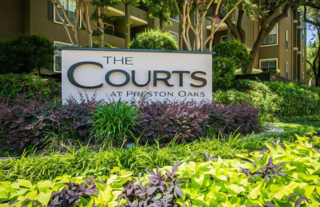 The Courts at Preston Oaks Apartment Dallas