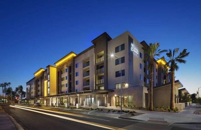 The Curve at Melrose Apartment Phoenix