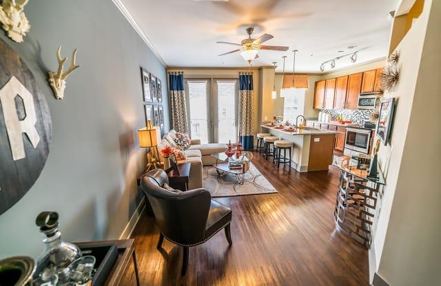 The Dallas on Elliston Apartment Nashville