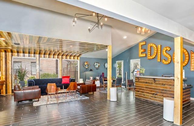 The Edison Apartment Homes Apartment Houston