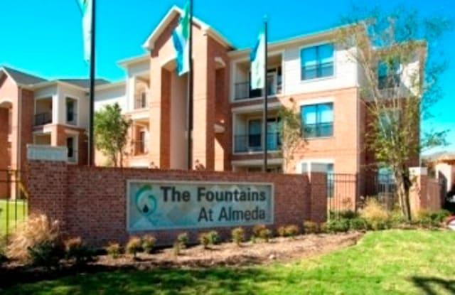 The Fountains at Almeda Apartment Houston