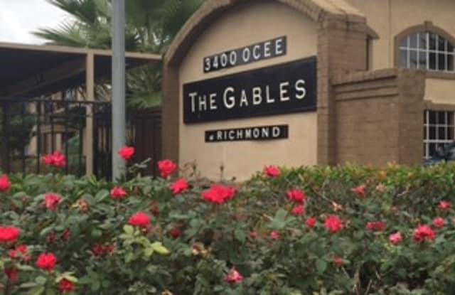 The Gables at Richmond Apartment Houston