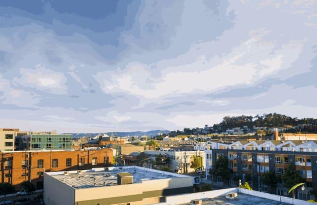 The Gantry Apartment San Francisco