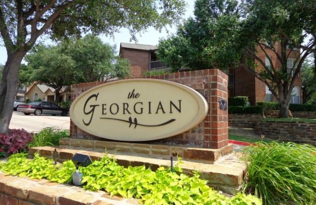 The Georgian Apartment Dallas