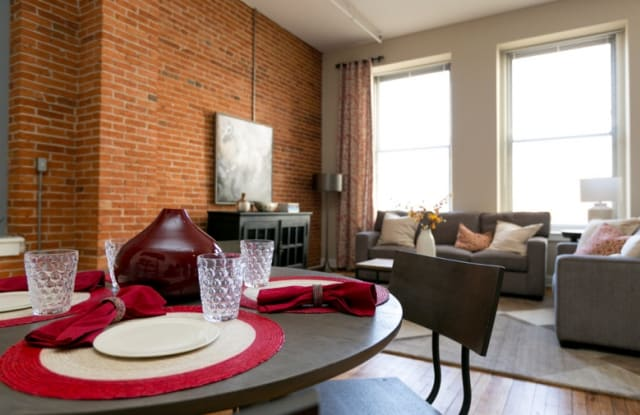 The Greenehouse Apartment Baltimore