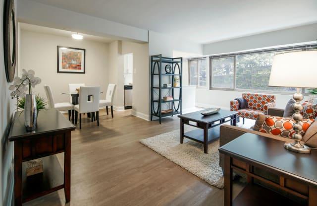 The Kenmore Apartment Washington
