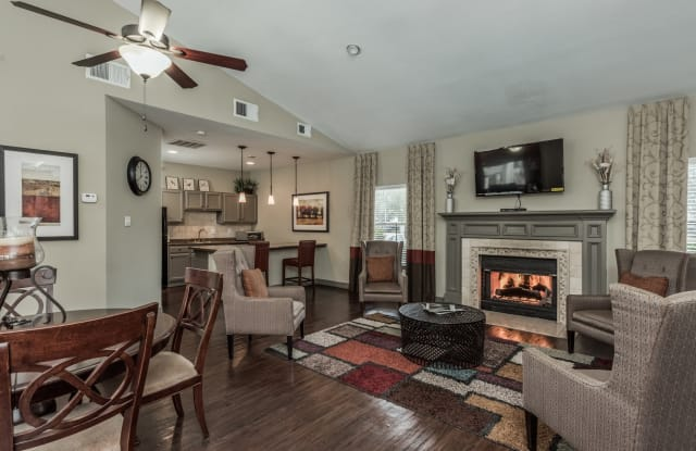 The Landings at Willowbrook Apartment Houston