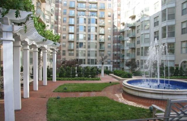 The Lansburgh Apartment Washington