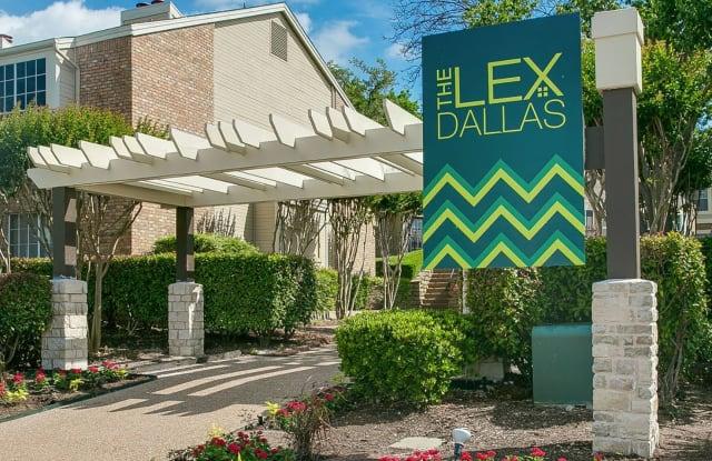 The Lex Apartment Dallas