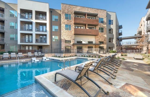 The Lucas Apartment Dallas