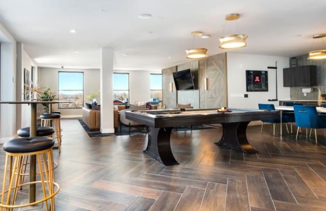 The Lydian Apartment Denver