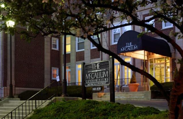 The McCallum Apartment Philadelphia