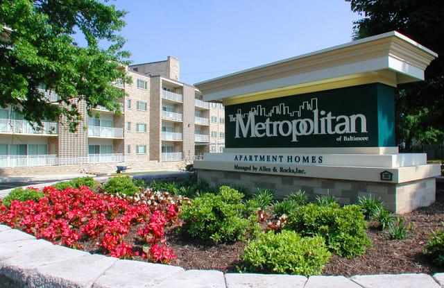 The Metropolitan of Baltimore Apartment Baltimore