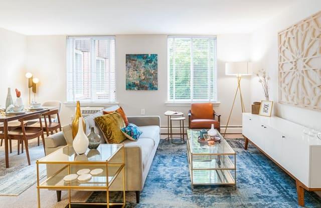 The Metropolitan- Roxborough Apartment Philadelphia