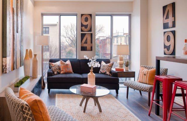 The Mission Apartments Apartment Washington