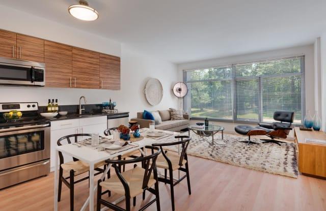 The Modern at Art Place Apartment Washington