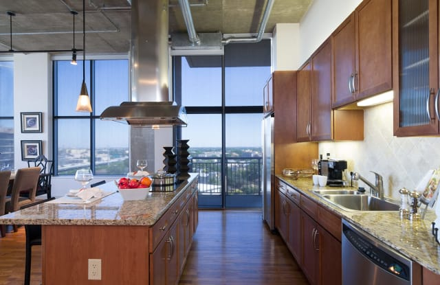 The Museum Tower Apartment Houston