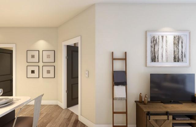 The Newton Apartment Charlotte
