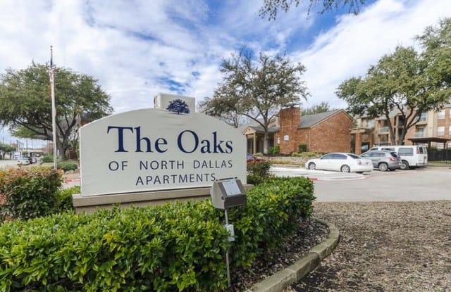 The Oaks of North Dallas Apartments Apartment Dallas