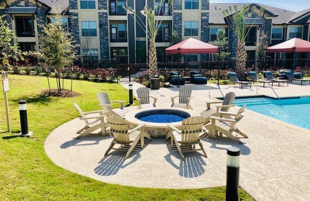 The Park On Wurzbach Apartment San Antonio