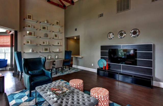 The Parq on the Boulevard Apartment San Antonio