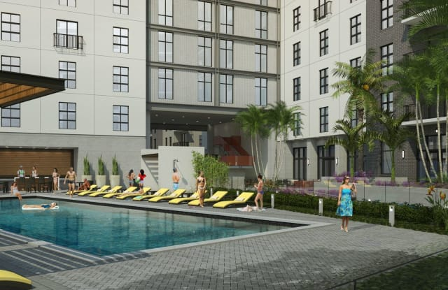 The Pearl Apartments Apartment Tampa