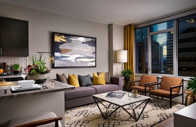 The Quincy Apartment Denver