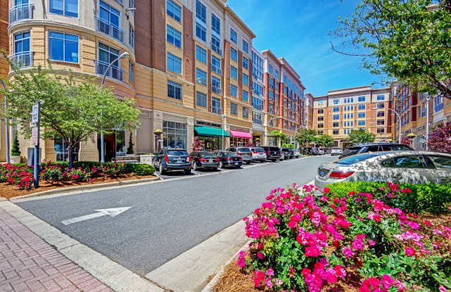 The Residence at South Park Apartment Charlotte