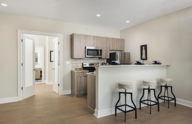 The Residences at 300 St. Paul Apartment Baltimore