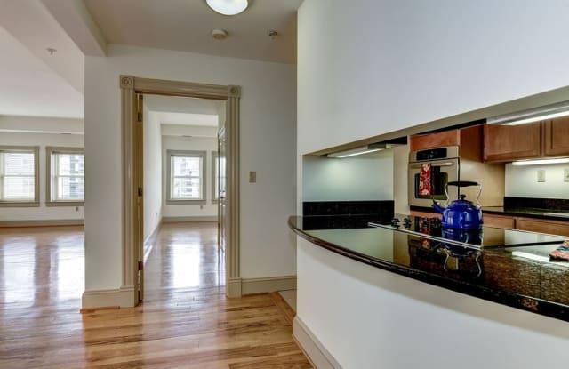 The Residences at Historic Row Apartment Washington