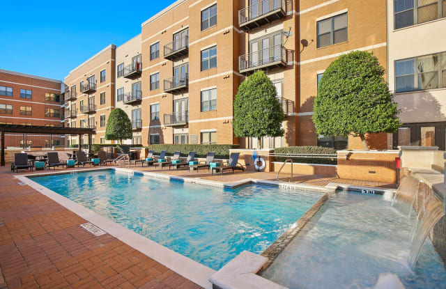 The Sawyer Apartment Dallas