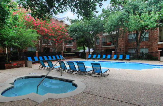 The Saxony Apartments Apartment Dallas