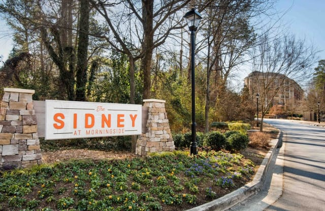 The Sidney at Morningside Apartment Atlanta