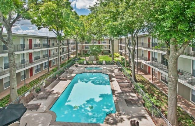 The Terraces on Brompton Apartment Houston