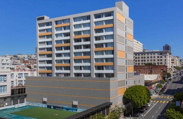 The Terraces Apartment San Francisco