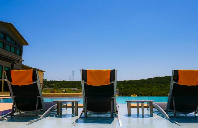 The View at Crownridge Apartment San Antonio